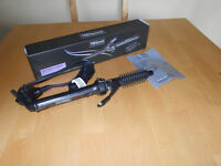 TRESemme curling tongs with separate brush