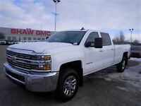 2015 Chevrolet SILVERADO 3500HD Long Box | Remote Start | USB/Au