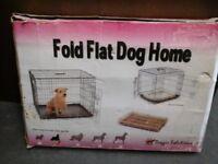 BNIB Medium sized dog cage