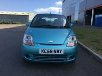 Chevrolet Matiz SE Plus 2006 With Full service history and Very Low Mileage 39000, Mint condition