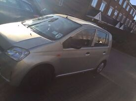 Gold Daihatsu charade in excellent condition
