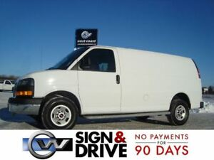 2015 Chevrolet Express 2500 Commercial Cargo Van*WINTER CLEARANC