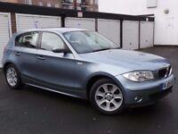 BMW 1 Series 1.6 116i SE 5dr£2,200 p/x welcome 6 MONTHS WARRANTY