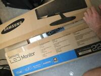Samsung 22 inch monitor new in the box!