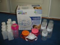 PHILLIPS AVENT STEAM BOTTLE STERILISER