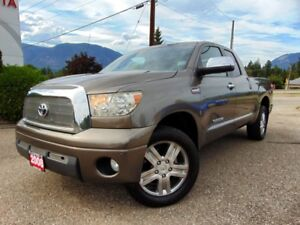 2008 Toyota Tundra Limited LEATHER