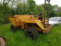 Thwaites Diesel dumper