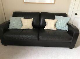Sofa workshop large leather sofa