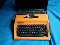 FREE Triumph Contessa de luxe Typewriter