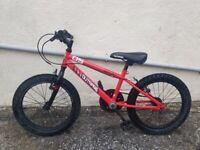 """Kids Mountain Bike 18"""" Apollo Outrage"""