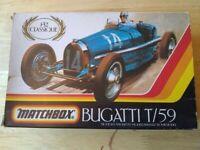 Matchbox 1:32 Bugatti type 59
