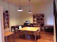 ☼ Creative Studio ideal for Creative Professionals ☕ Free Tea, Coffee, High-speed Wi-fi & Biscuits