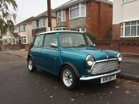 Austin Mini Mayfair 1983, 998cc