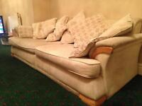 FREE DELIVERY 4 seater sofa