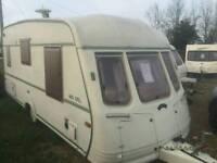 Van Royce 470 etl 1999 2 berth touring caravan caravan