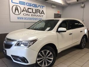 2014 Acura MDX NAVI | ONLY62000KMS | BOUGHT+SERVICEDHERE | 1OWNE