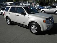 2008 Ford Escape XLT 3.0L 4x4 Winter Package Leather Cargo
