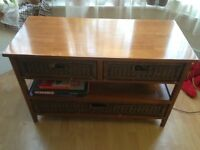 Tv stand / drawer unit