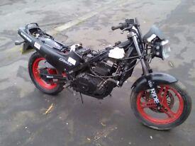 Breaking Kawasaki ex 250 1991 h reg