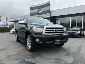 2011 Toyota Sequoia Limited COQUITLAM LOCATION 604-298-6161