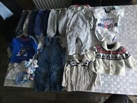 Big bundle for baby boy 3-6 months