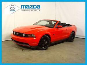 2012 Ford Mustang 3.000$ de rabais*GT+SIÈGES CALIFORNIA+MAG SVT+