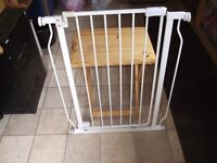 Summer Children's Safety Gate in Very Good Condition