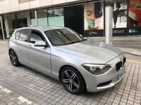 BMW 120d sport f20 2012, top spec, px swap
