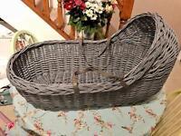 Clair de lune willow bassinet