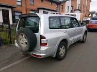 Shogun 3.2 estate jeep 4x4