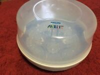 House clearance sale House clearance sale - Phillips Avent Microwave sterliser