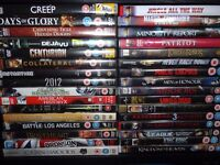 Great Collection of 133 DVDs for sale!!!!!!!!!!!!!!!!!!!!!!