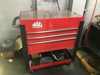 MAC Tools Trolley Tool Box