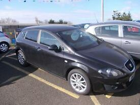 SEAT LEON 1.6 TDI CR SE (black) 2010