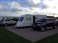 4 birty caravan