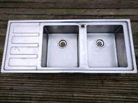 SMEG LD116S Sink Unit