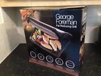 George Foreman Large Grill - Like New