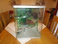 A 418 Aquarium Fish Tank 45cm High 40 cm wide