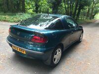 Vauxhall tigra 1.4 long mot low mileage