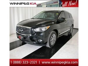 2013 Infiniti JX35 *Accident Free! Loaded! DVD Headrests!*