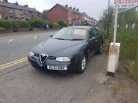 Alfa Romeo 156 t spark £495 long mot