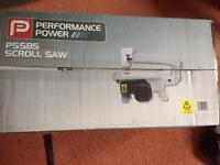 Performance Power PSS85 85W Scroll Saw BNIB