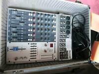 Sound lab g727 compact mixer