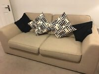 DFS Three seater sofa