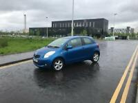 £1575 2007 Toyota Yaris 1.3l* like punto fiesta cheap astra golf clio micra corsa note cheap ,