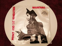 "Prince Mountains - rare 10"" Vinyl"