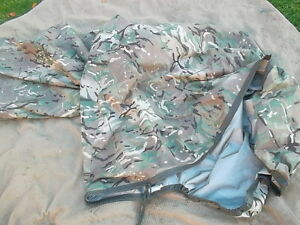 GENUINE BRITISH ARMY mtp MULTICAM mvp GORETEX GORE TEX BIVI BAG PCS new AOR1 SF