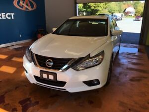 2017 Nissan Altima 2.5 SV POWER SUNROOF/ HEATED SEATED/ ALLOY...