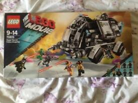 Lego set 70815 super secret police dropship