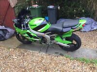 Kawasaki Ninja 600 2001